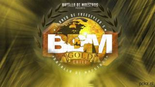 BDM Gold Beats - Bonus Track - Trap /Doble Tempo (HD)