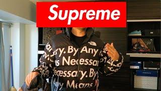 Latest Supreme Pickup Video! Supreme x The North Face
