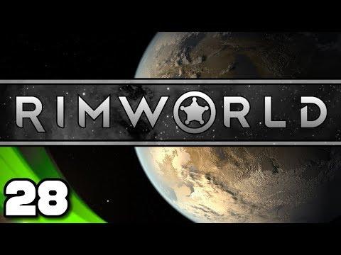 Rimworld Alpha 17 - S2 Ep. 28: Recruiting