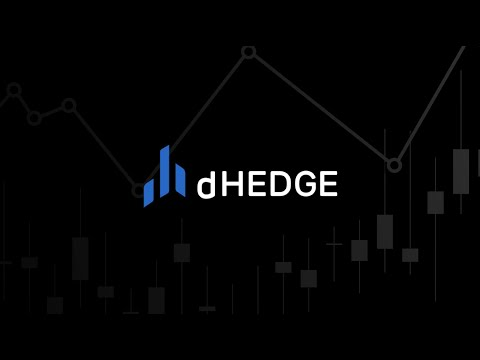 Decentralized Asset Management Protocol dHedge's DHT Token N