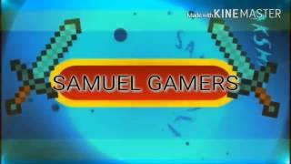 Intro que o otavio gamer fez pra mim canal na descriçao