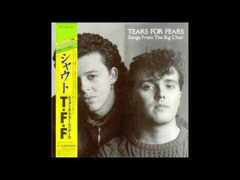 Tears For Fears - Mothers Talk [HQ - FLAC]