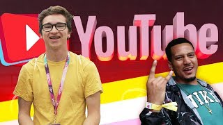 Attending my first VidCon ever