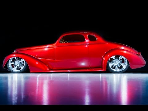 1937 Chevy Hot Rod By Kindig It Design Presented By