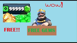 HOW TO HACK CLASH ROYALE WITH NO COMPUTER!