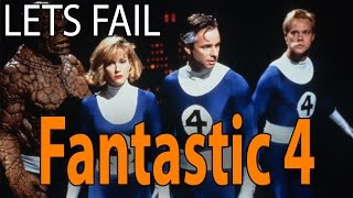 LETS FAIL: The Fantastic Four (1994) || Everything Wrong With Marvel Movie || Roger Corman