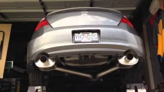 8th gen accord coupe V6 megan exhaust