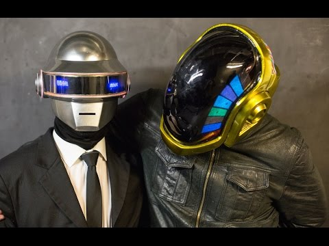 Daft As Punk: Face to Face With The Daft Punk Tribute Act