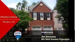 Princeton Crossing, Plainsboro NJ homes and townhouses
