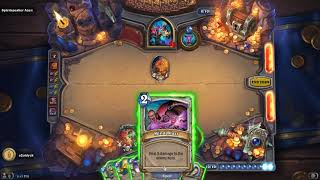 HearthStone  Heroes of Warcraft | Shot with GeForce