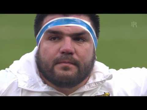 Rugby union 2016 ENGLAND vs ARGENTINA   Autumn international