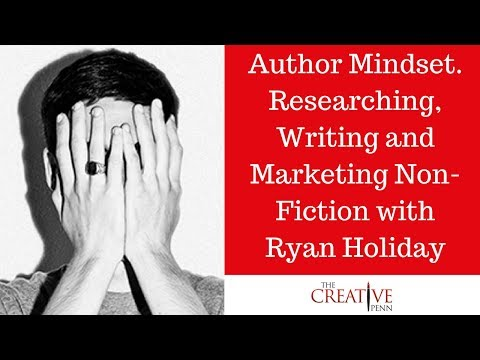 how to write anessay ryan holiday