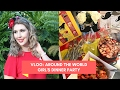 [VLOG]: Around The World Girl's Dinner Party