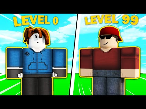 How Many Levels Can I Get In 1 HOUR? (Roblox Arsenal)