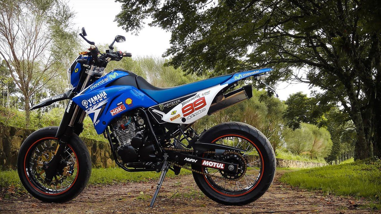 Honda Xr  Yamaha Xtz