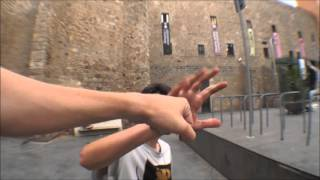 Macba Skateboarding - Clip With Victor Azcona
