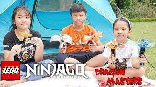Trò Chơi LEGO NINJAGO DRAGON MASTER - Lốc Xoáy Rồng Bay - Đồ Chơi Lắp Ráp Trẻ Em - MN Toys