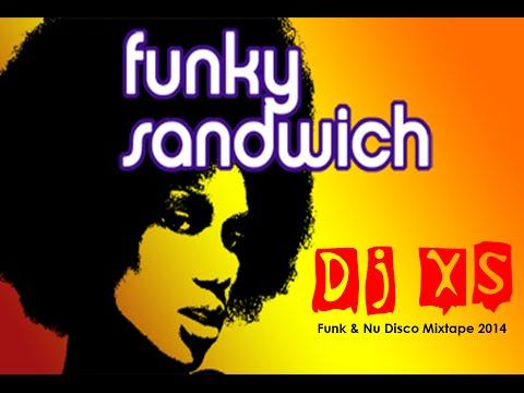 Funk Mix 2013 - Dj XS Funk & Nu Disco Mix 2013