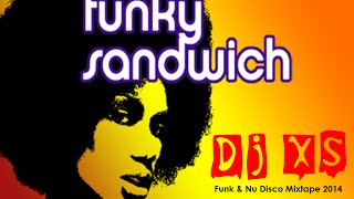 Funk Mix 2013 - Dj XS Funk & Nu Disco Mix 2013