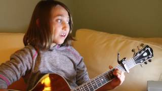 Thinking Out Loud Cover EllieS Guitar