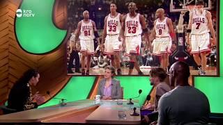 Chatilla van Grinsven over Michael Jordan | NPO1 Talkshow M