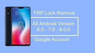 Remove FRP All Android New Version 7.0 & 8.0.0 Technocare apk | Remove google account zoppo x2 7.0