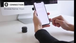 XOOPAR - YoYo Speaker : how it works ?
