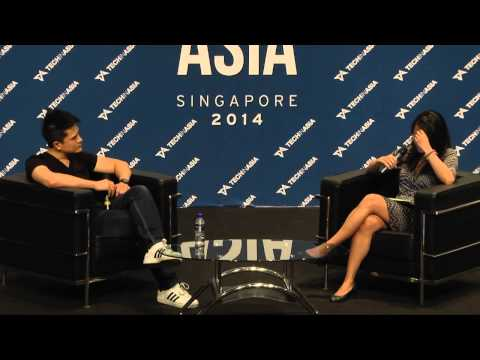 [Startup Asia Singapore 2014] Fireside Chat: It's Razer's Game