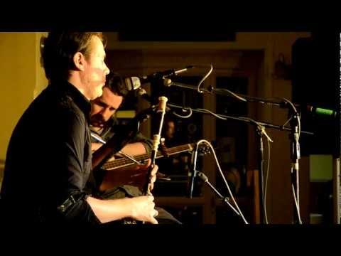 Uilleann piper Ivan Goff Plays a Slow Air