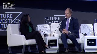 Digital nations – Future Investment Initiative 2019 – Day 3