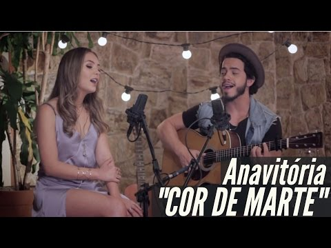 Cor de Marte - MAR ABERTO Cover Anavitória