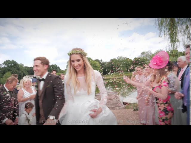 Lakeside Marquee Wedding Film - by Ioannis Crouch