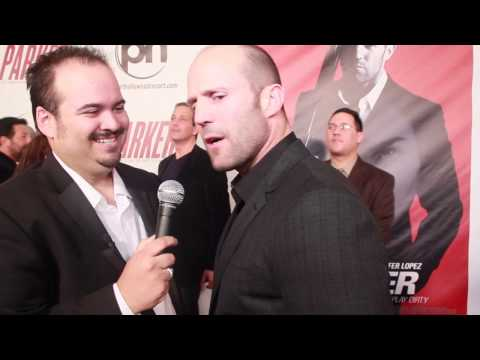 Parker Red Carpet video with Jason Statham & Taylor Hackford Mp3