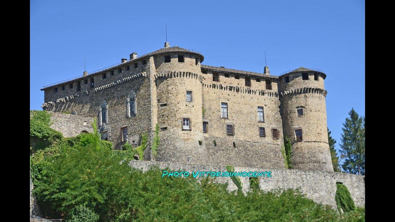 Castello di Compiano provincia Parma