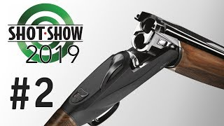shot Show 2019. Часть 2 - Гладкоствольное оружие
