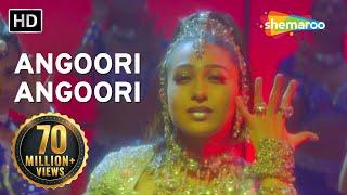 Angoori Angoori | Jaanwar Songs | Karisma Kapoor | Ashutosh Rana | Sapna Avasthi | Dance