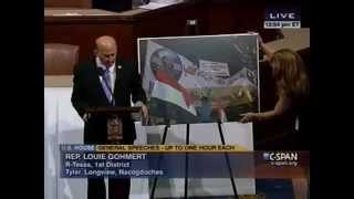 انتفاضة 33 مليون مصري مش إنقلاب عسكري.  دي يقظة جماهير وطن عظيم مشتاق للحرية :Louie Gohmert
