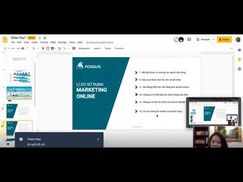 Marketing online buổi 1