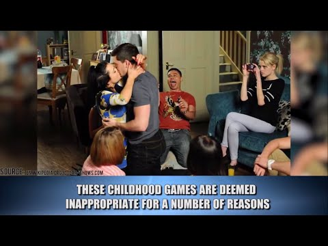 Inappropriate Games you played as a Kid
