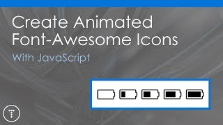 Animate Your Font Awesome Icons With JavaScript