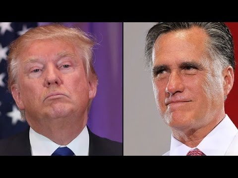 Conway Trump and Romney can work together