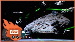 Do We Need to See The Kessel Run? - Kinda Funny Morning Show 09.21.17