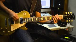 Paramore - Still Into You (Guitar Cover) - Gibson Les Paul Classic Goldtop - Fractal Audio Axe Fx II
