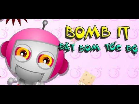 Game đặt bom tốc độ - Video hướng dẫn chơi game 24h