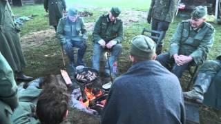 German Army Campfire Breakfast