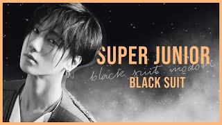 [슈퍼주니어 커버보컬팀 모도리] Black suit Cover