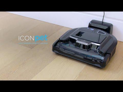 IconPet™ Robotic Vacuum