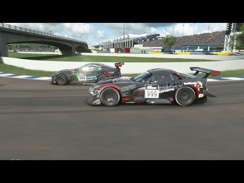 GT Sport | ERT Sprint Series Live (ERT_Bellin's POV)