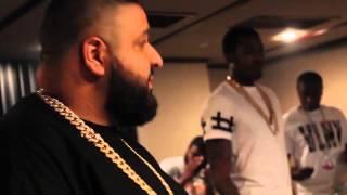 Dj Khaled, Meek Mill, T.I. & Swizz Beats Recording