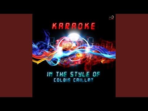 Mistletoe Karaoke Version